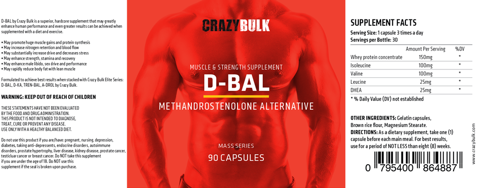 dbol natural alternative
